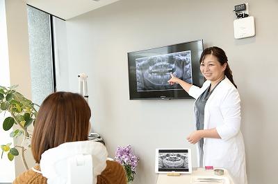 芦屋のBio Dental Clinic ASHIYAでは定期検診に力を入れています。